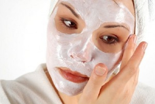 Домашний пилинг лица для сухой кожи