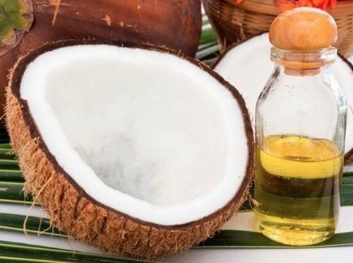 Кокосовое масло для лица
