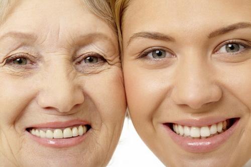 Омолаживающие маски с витаминами