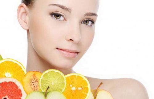 Пилинг для лица с фруктовыми кислотами