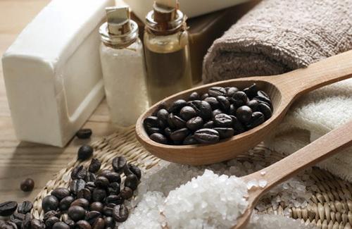 Как приготовить кофейный скраб