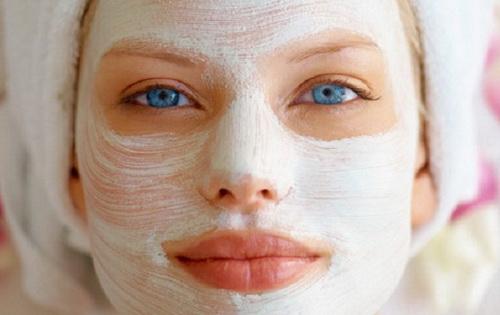 Витаминные маски для сухой кожи лица