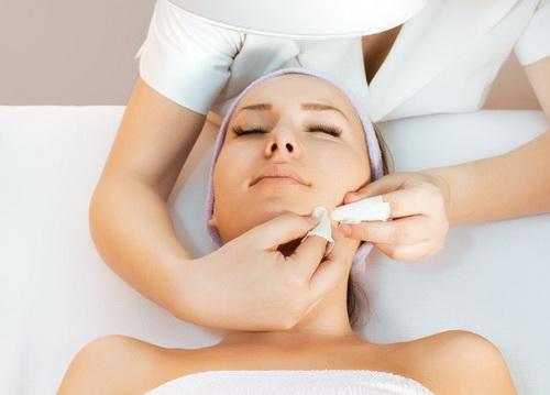 Реабилитация кожи после акне