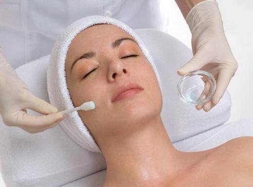 Лечение внутренних прыщей на лице