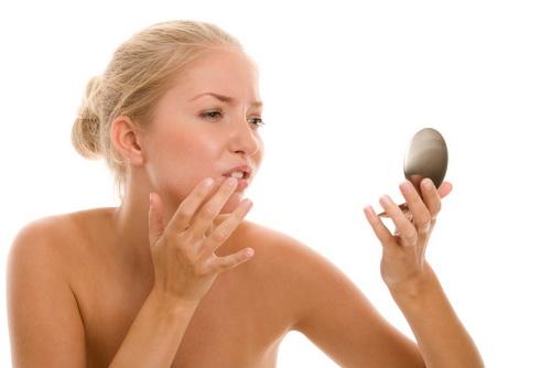 Вирусные заболевания кожи лица