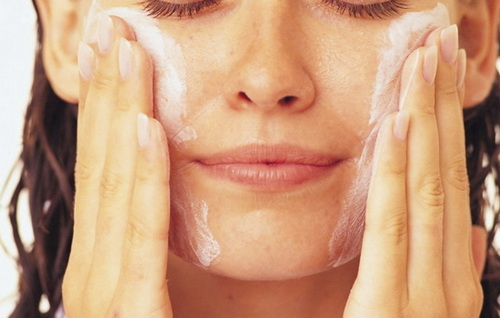 Скраб для сухой кожи лица