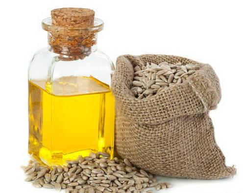 Подсолнечное масло для лица