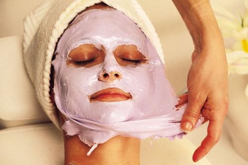 Альгинатная маска в домашних условиях. Народные рецепты