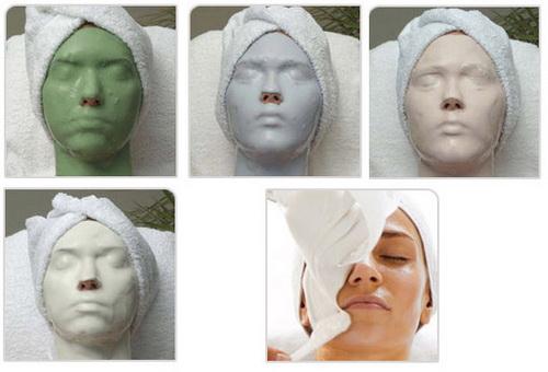 Как в домашних условиях можно сделать альгинатную маску