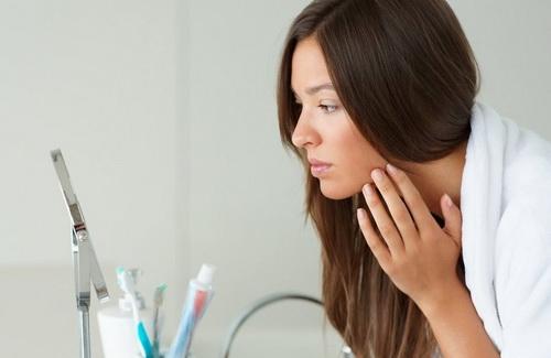 Контактный дерматит на лице: лечение