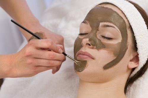 Gитательная маска для сухой кожи лица