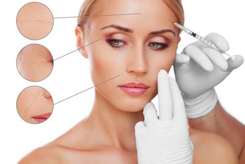 Витаминные инъекции для лица