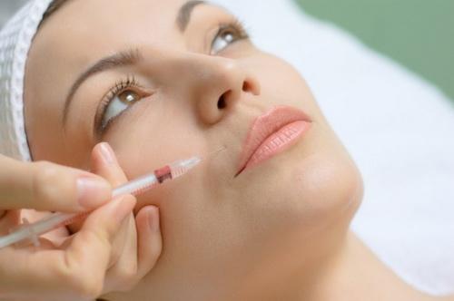 Витаминные уколы для лица