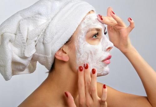 Питательные маски для комбинированной кожи лица