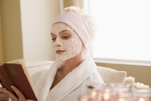 Маски для жирной увядающей кожи лица