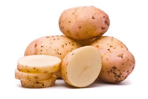 Маска для лица из сырого картофеля