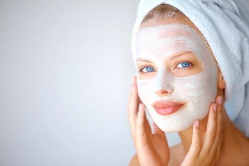 Молочные маски для лица