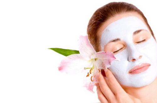 Успокаивающая маска для лица в домашних условиях