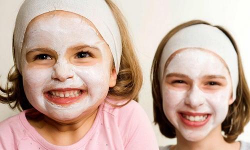 Маски для подростковой кожи лица