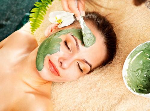 Зеленая глина для лица: применение