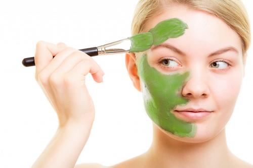 Противовоспалительная маска для лица в домашних условиях