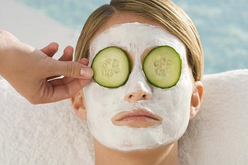 Свойства маски для лица из йогурта