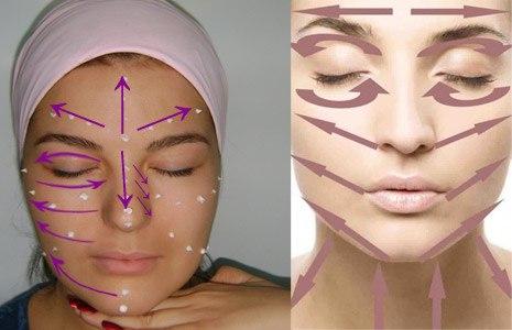 Лимфодренажные маски в домашних условиях