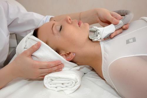 lpg массаж лица в салоне