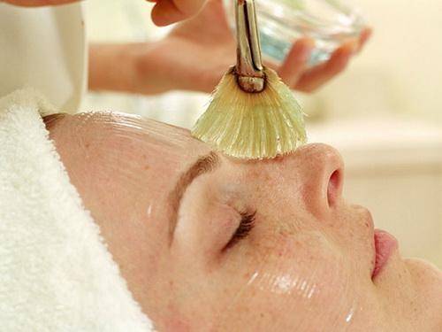 Лечение гиперкератоза кожи лица