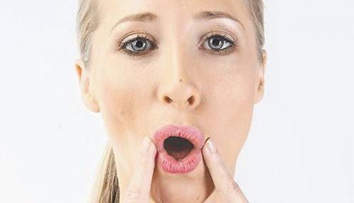 Упражнения для лица от брылей