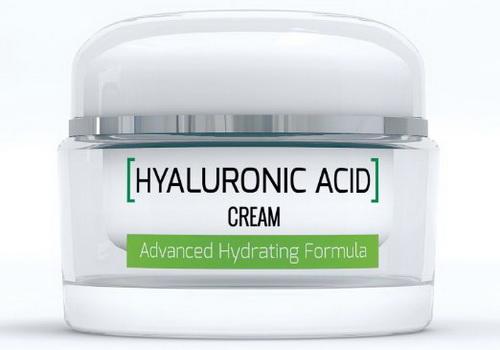 Увлажняющий крем для лица с гиалуроновой кислотой