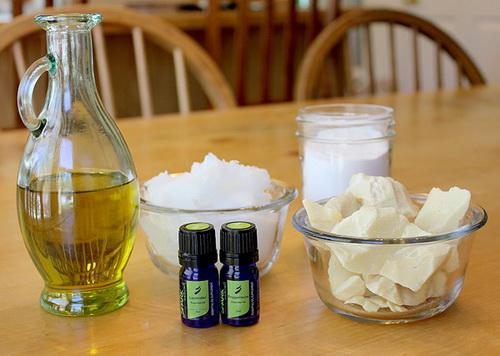 Увлажняющий крем для лица в домашних условиях