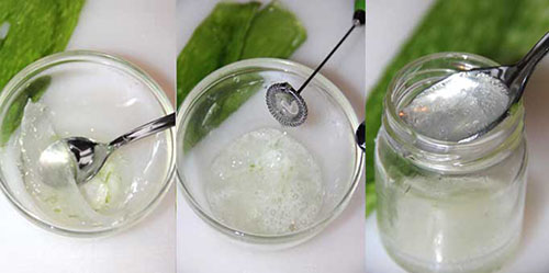 Приготовление крем-геля для лица в домашних условиях