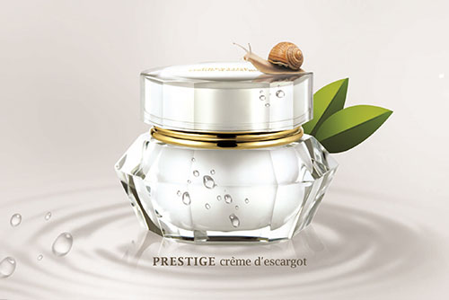 Отбеливающий крем It's Skin Prestige creme d'escargot