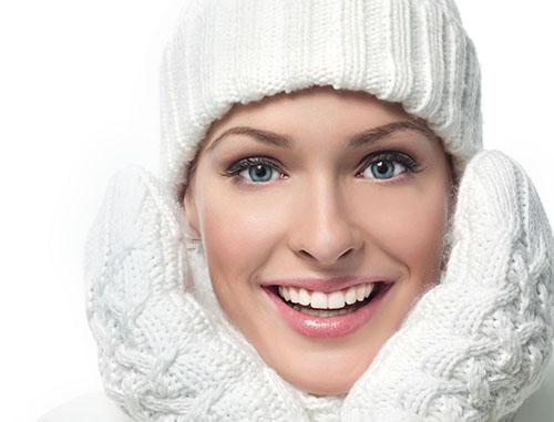 Защитный крем для лица от холода