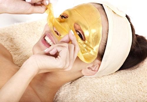Коллагеновая маска в домашних условиях
