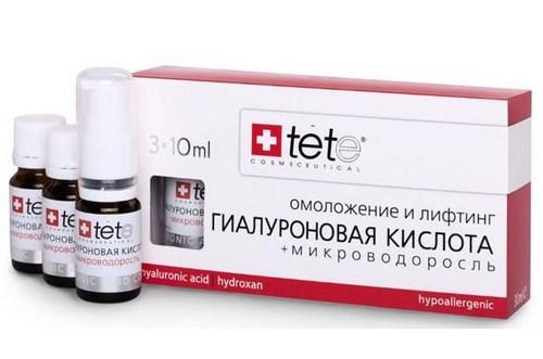Гиалуроновая кислота для мезотерапии