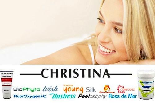 Косметика для лица Christina