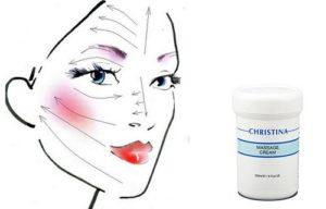 Обзор лучшей косметики для массажа лица: профессиональные кремы и обычные масла
