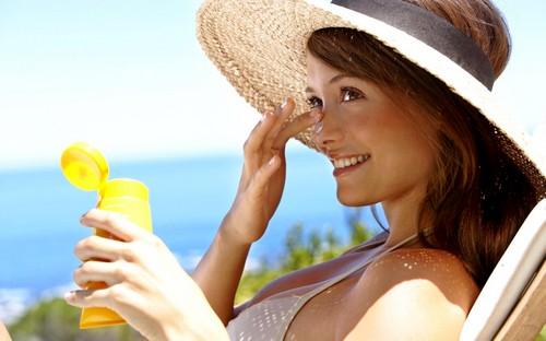 Солнцезащитная косметика для лица