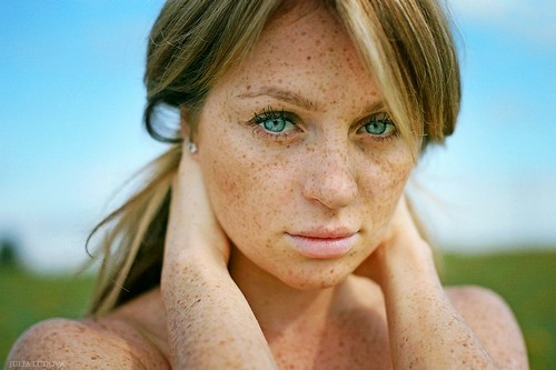 Отбеливание кожи после лета