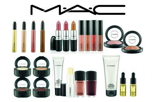 Косметика MAC для лица