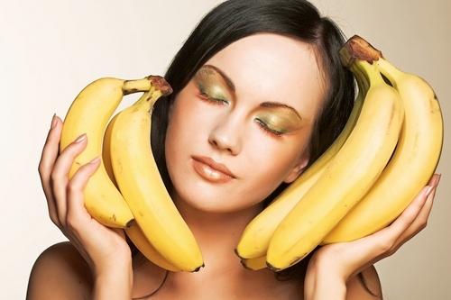Тонкости макияжа банан