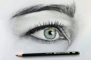 Красиво накрасить или подчеркнуть глаза карандашом – это просто!
