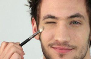 Мужской макияж: как создать безупречный образ для фотосессии или видеосъёмки