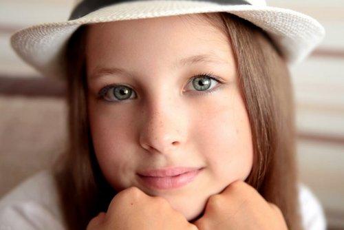Макияж для 12 летних девочек