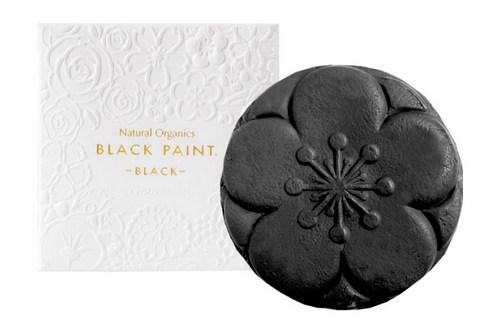 Японское чёрное мыло Black Paint