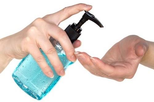 Жидкое мыло с дозатором