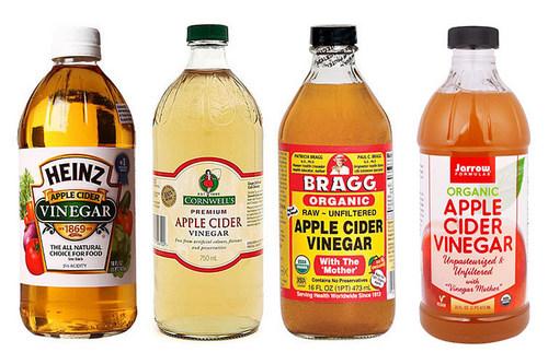 Яблочный уксус для приготовления лосьона для лица