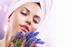 Лаванда — идеальное решение многих косметических проблем кожи лица